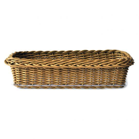 Porta Pão de Vime