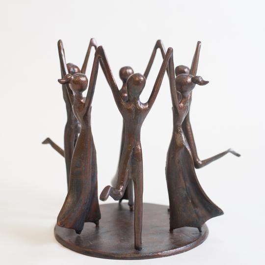 Escultura Folk