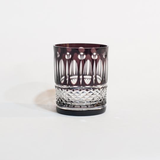 Copo de Cristal para Whisky Ametista