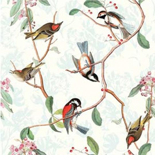 Guardanapo Birdsong Fsc Mix