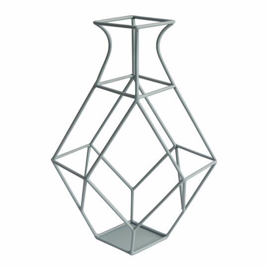 Vaso Decorativo de Metal