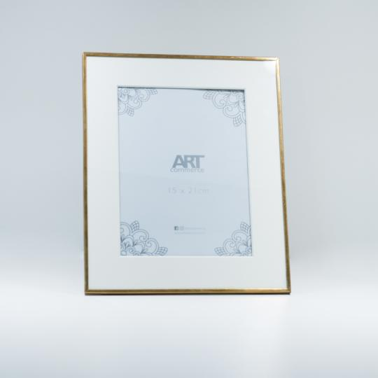 Porta Retrato Branco G