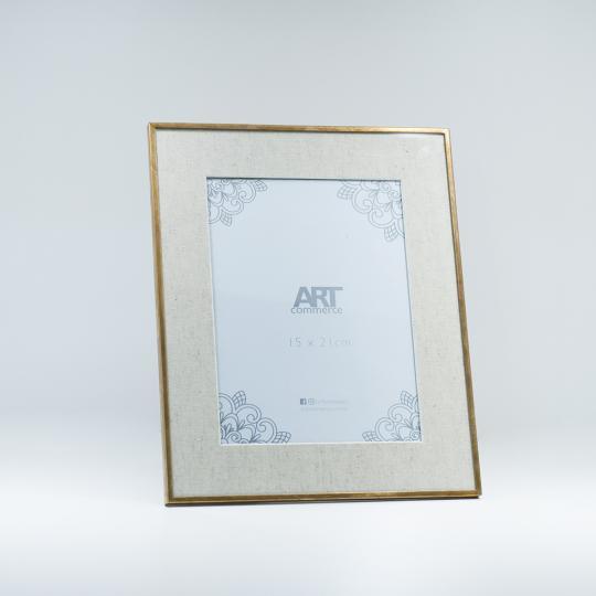 Porta Retrato com Tecido G