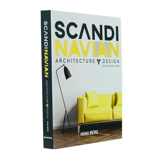 Book Box Scandinavian Architec