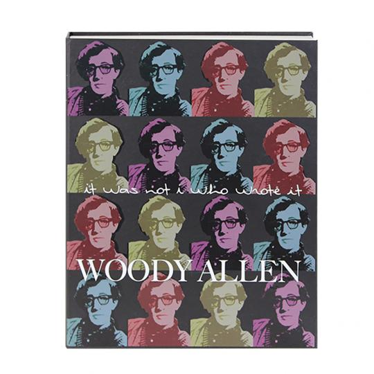 Book Box Woody Allen