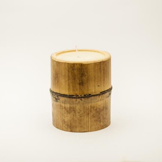 Vela Bambu PP