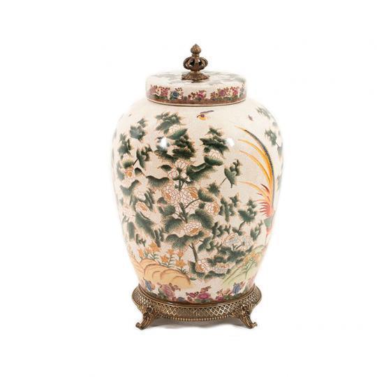 Vaso de Porcelana Saint