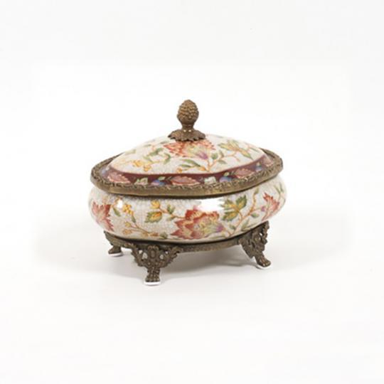 Caixa de Porcelana Le Jardin