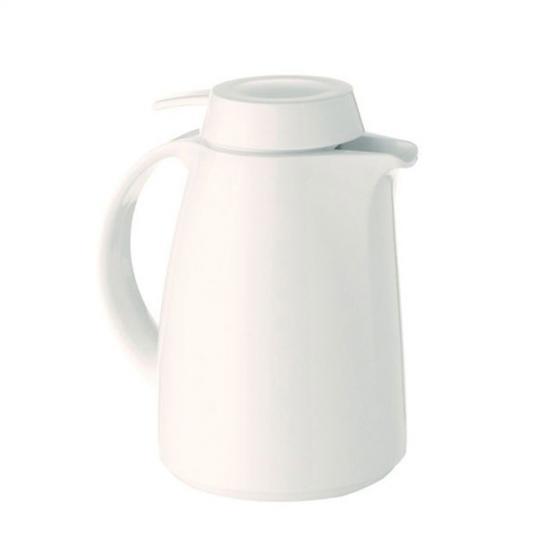 Garrafa Térmica Branca 1 Litro