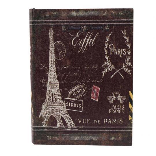Caixa Livro Eiffel