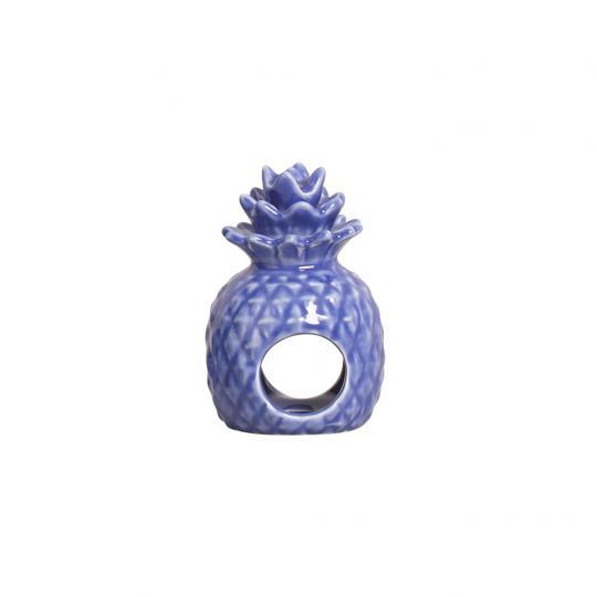 Porta Guardanapo Abacaxi Azul