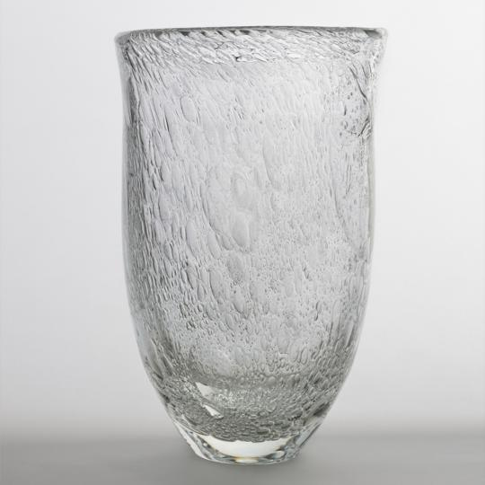 Vaso Bebado Cristal Bolhas