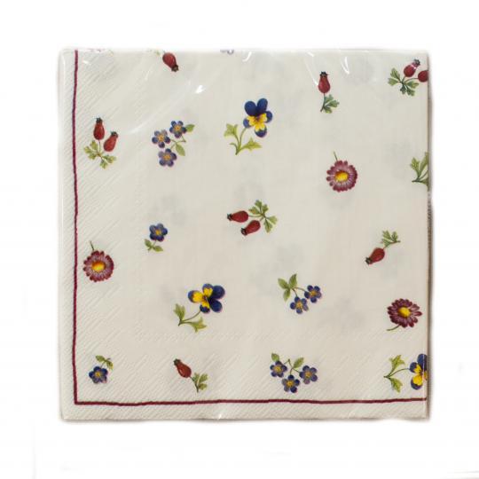 Pacote Guardanapo Petite Fleur - Flores