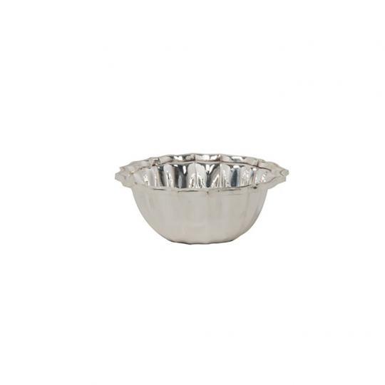 Bowl Banho De Prata