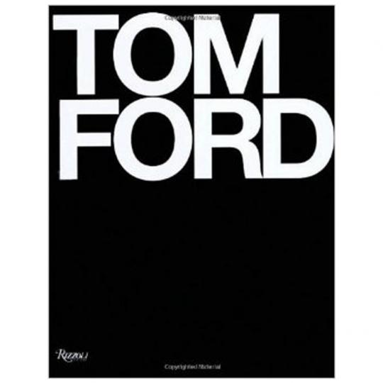Livro Tom Ford Ten Years