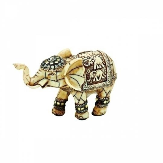 Figura de Resina Elefante