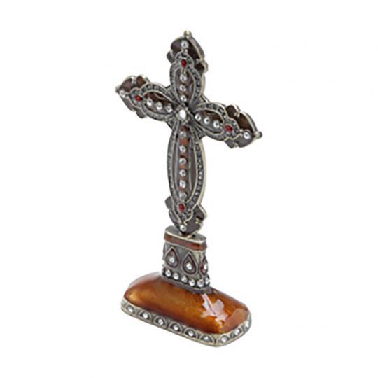 Crucifixo Dourado