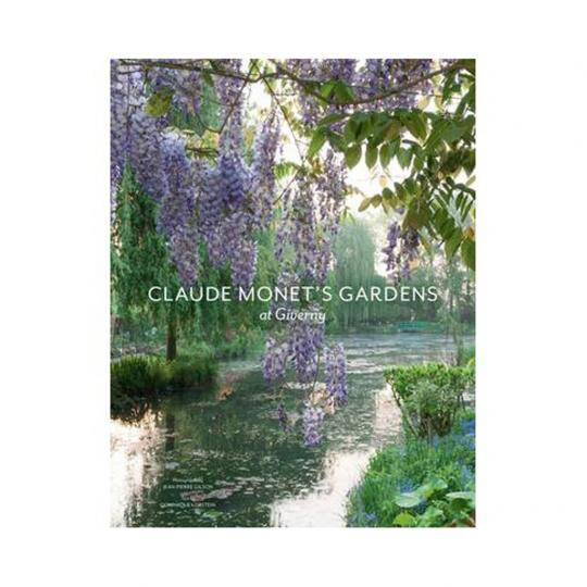 Livro Claude Monets Gardens at Giverny