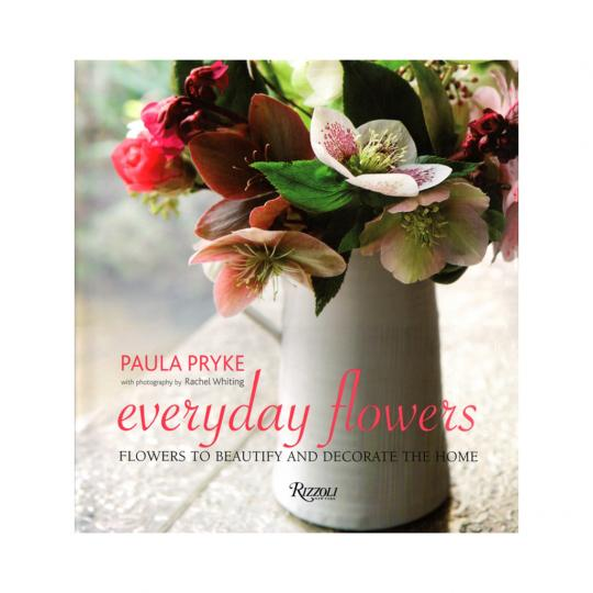 Livro Everyday Flowers