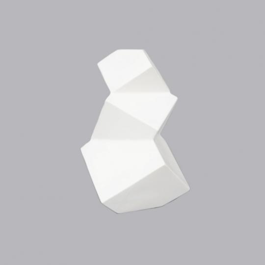 Vaso Hexagonal M