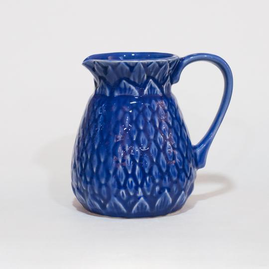 Jarra Abacaxi Azul