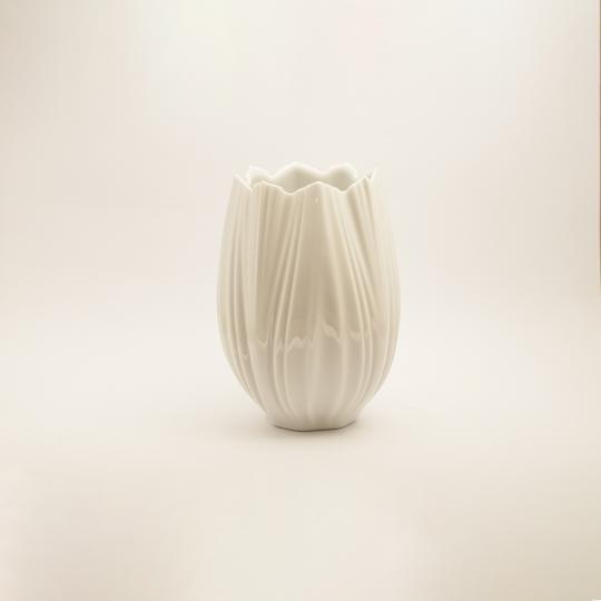 Vaso Miniatura Coral Neve G Branco