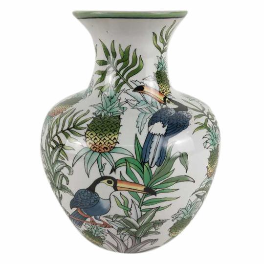 Vaso de Porcelana Tucano