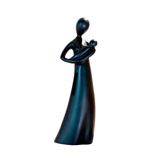 Escultura Maternidade Black