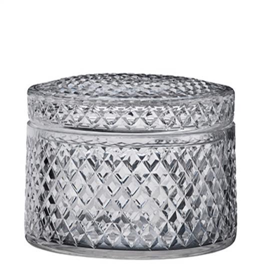 Caixa de Cristal Diamante Grande