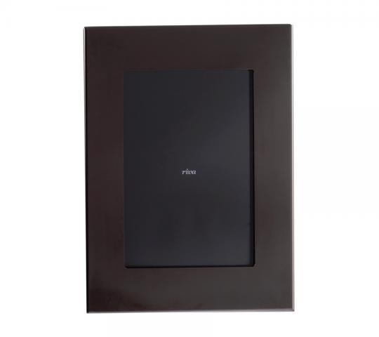 Porta Retrato Inox Carrara Carbon 15X21cm