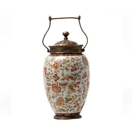 Vaso de Porcelana Le Jardin
