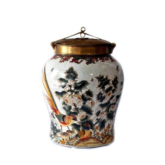 Vaso de Porcelana Saint P